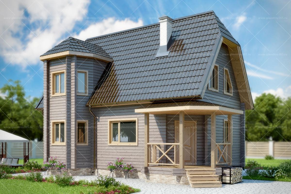 художник, решил крыша с торца дома проекты фото строительных материалов