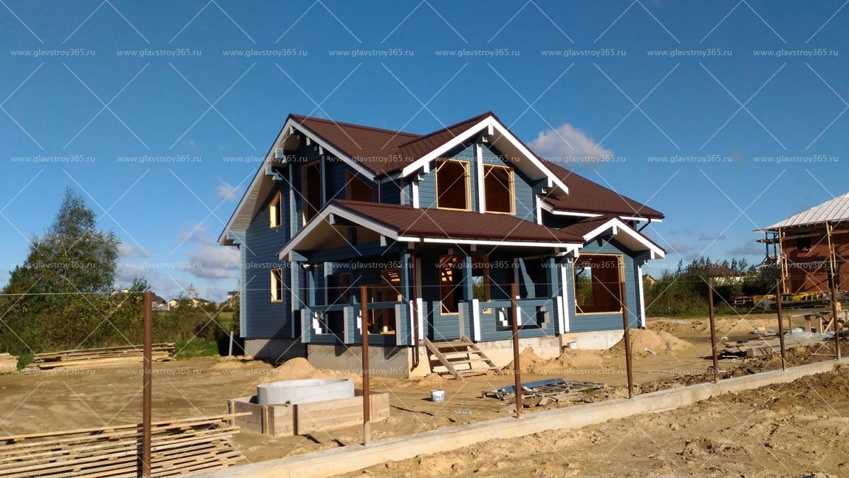 домокомплект дома Главстрой365