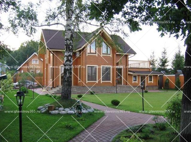 Строим дом из клееного бруса: все «за» и «против»