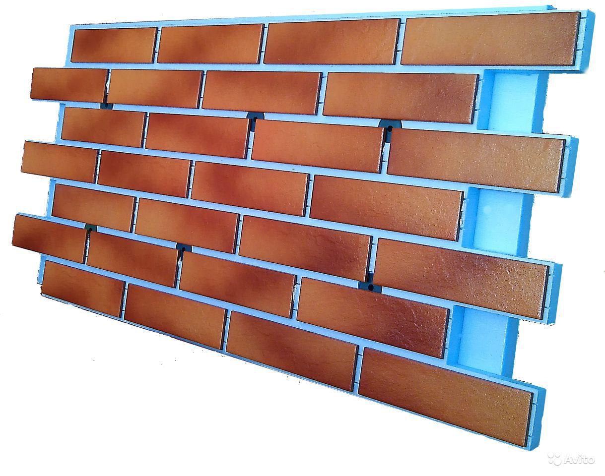 Отделка и утепление деревянного дома клинкерными термопанелями