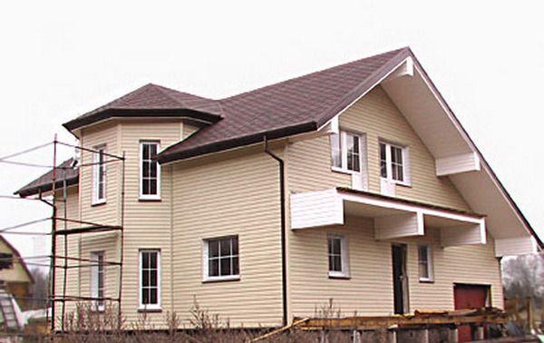 Какой сайдинг выбрать для деревянного дома?