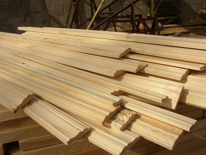 качественный деревянный материал