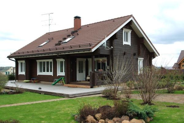 дома в скандинавском стиле