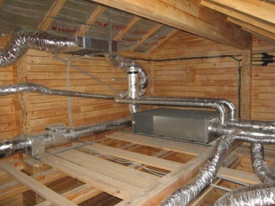 вентиляционная система в туалете