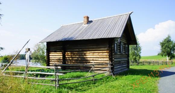 дом четырёхстенок