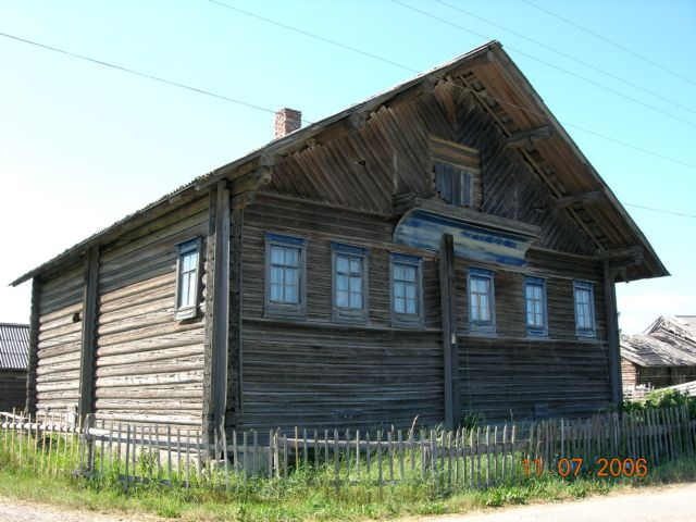 дом шеститсенок