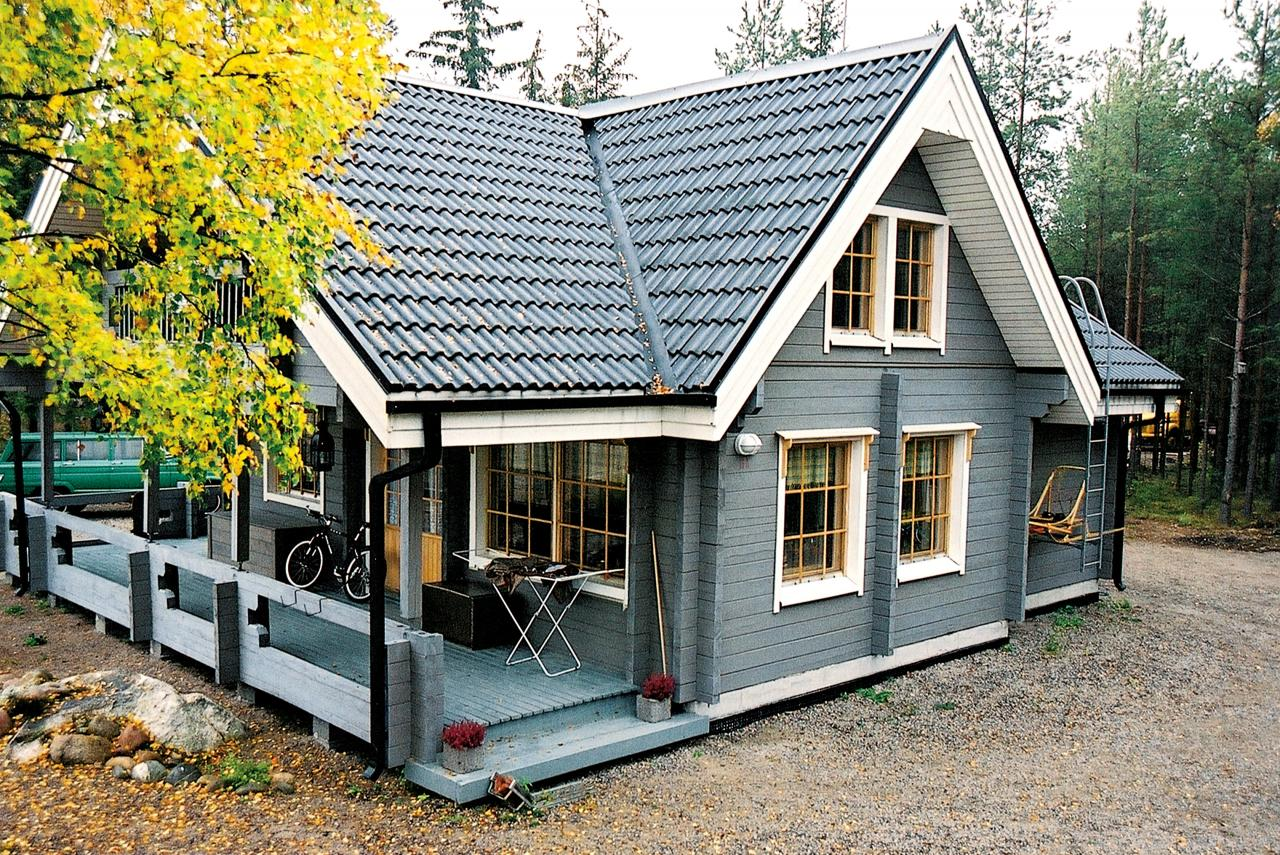 Строительство деревянных финских домов: фотографии, проекты, советы