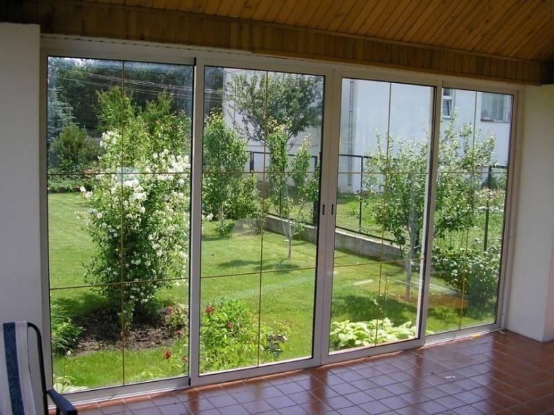 стандартные панорамные окна