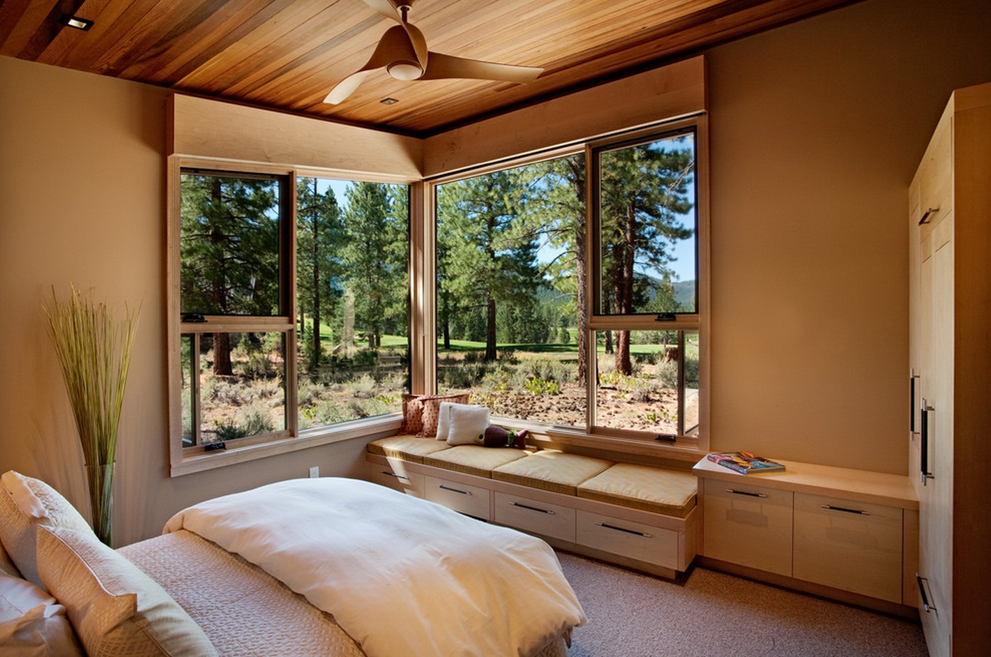 угловые панорамные окна