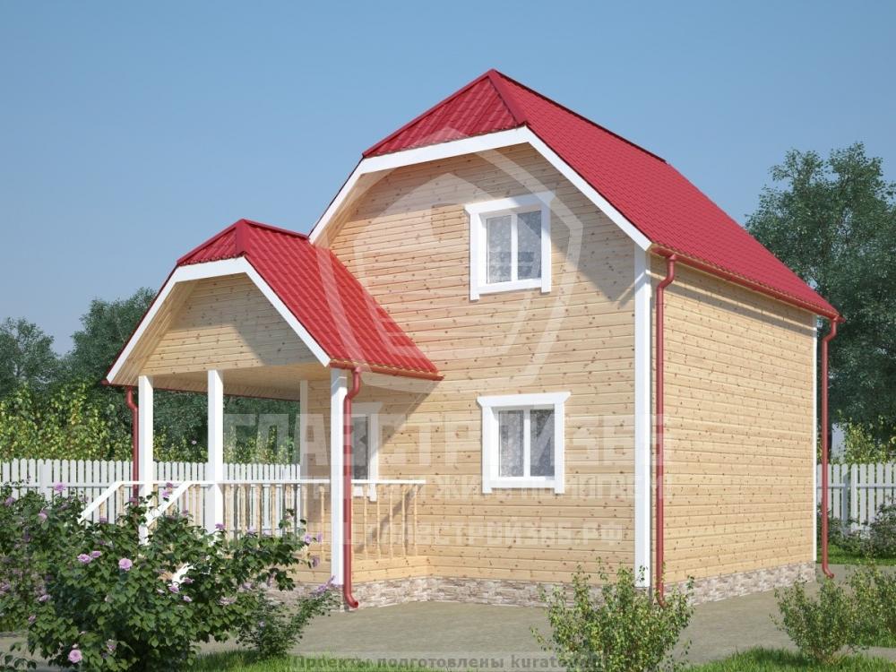 Компактные дома для маленьких и узких участков: выбираем вместе