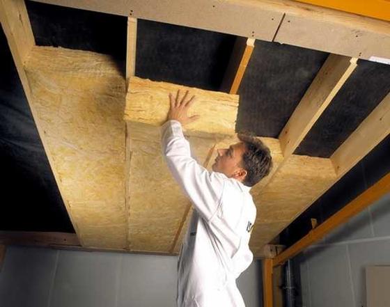 Звукоизоляция мансарды: пол, стены, крыша