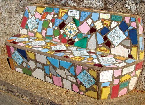 Керамика мозаика