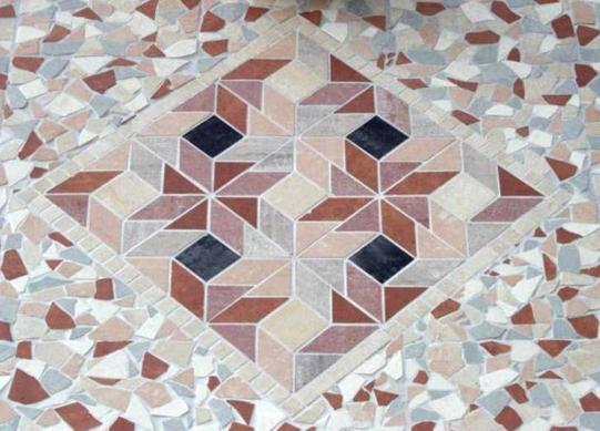 Керамогранит мозаика