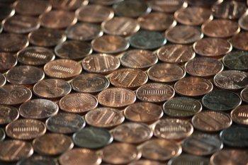 Монеты мозаика