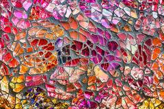Цветное стекло мозаика
