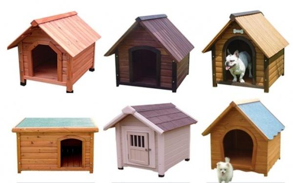 Готовые будки для собак