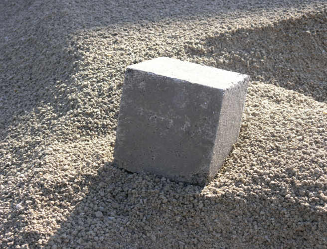 Пористый песок