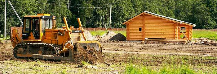 Как подготовить участок под строительство дома?