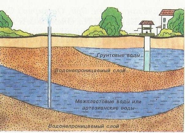 Как найти воду для колодца?