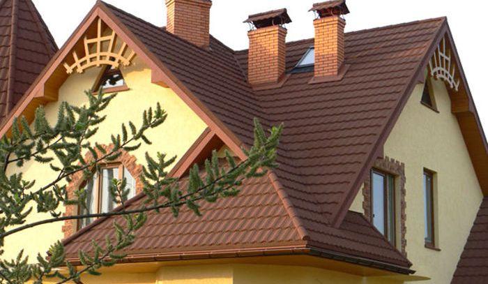 Самые распространенные крыши для деревянного дома