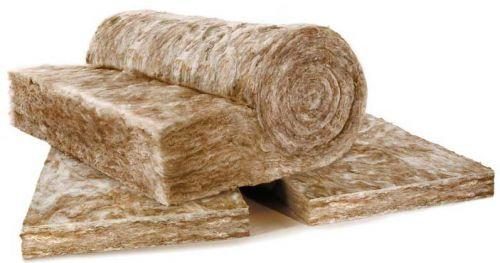 Минвата для теплоизоляции деревянного дома