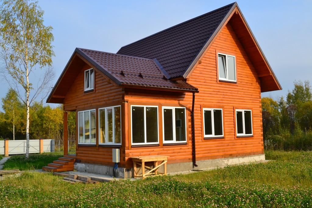На что обратить внимание при выборе размера дома из бруса?