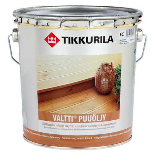 Масло для дерева Тиккурила