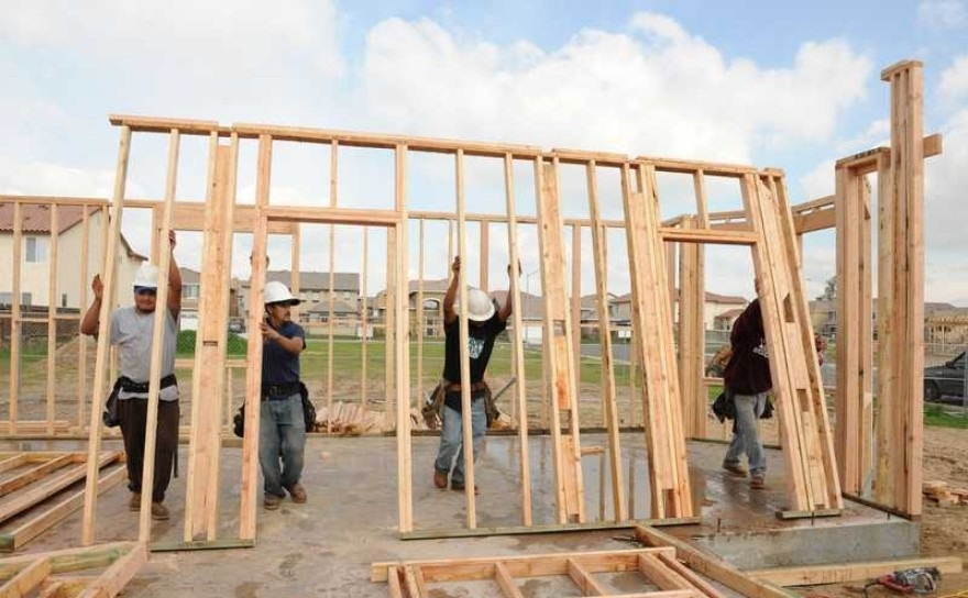 Каркасное строительство по технологии платформа