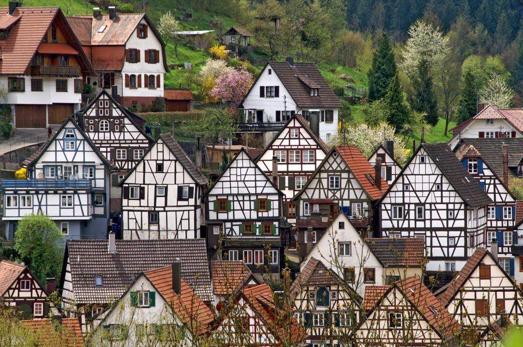 Современный дом по немецкой технологии