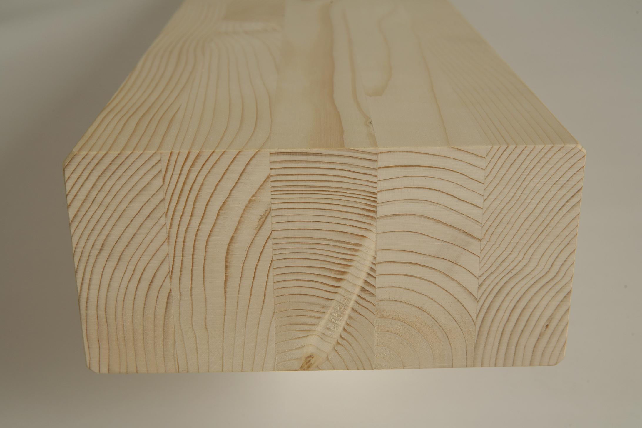 Древесина для производства клееного бруса
