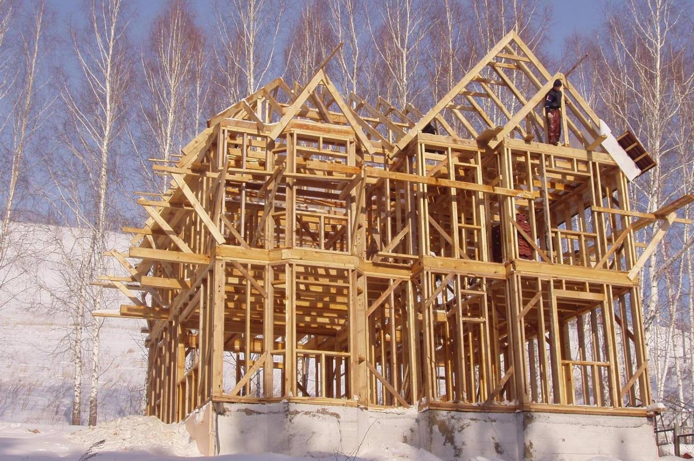 Стоит ли строить каркасный дом – вся правда о каркасниках