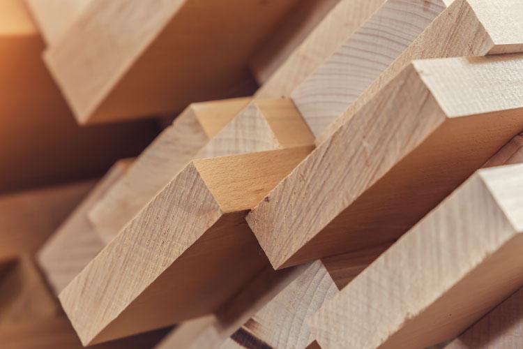 древесина для строительства