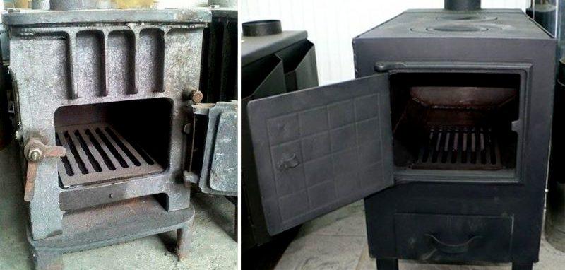 колосниковая печка