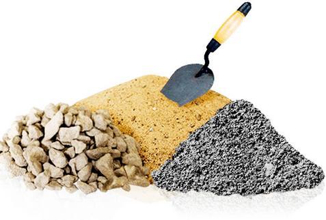 Песок и цемент для фундамента частного дома – как выбрать?