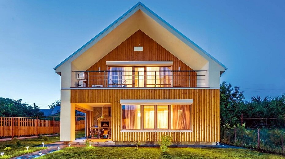 Какой дом строить в 2021 году? Преимущества каркасного домостроения