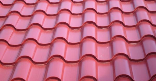 Металлочерепица для крыши
