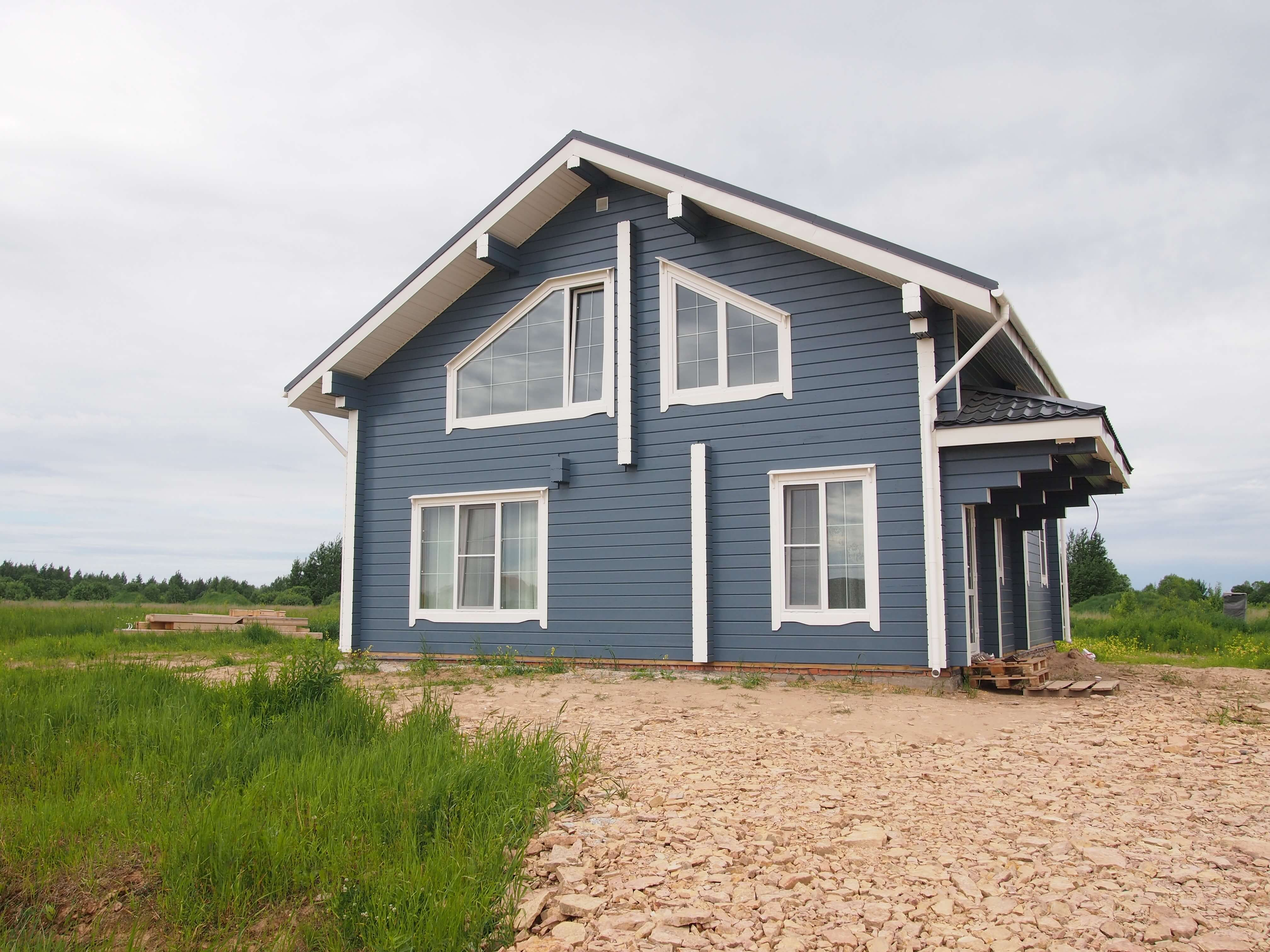 Как просто и быстро построить дом своими руками: технология домокоплекта