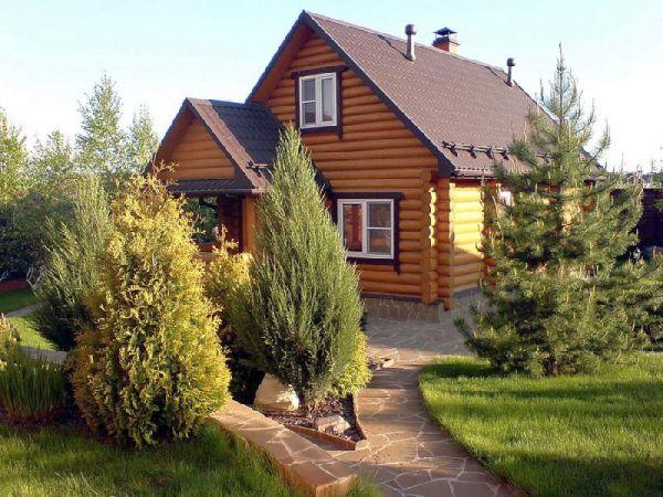 Дачные дома из бруса под ключ: особенности строительства