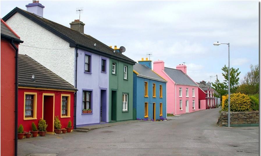 Правильная покраска дома