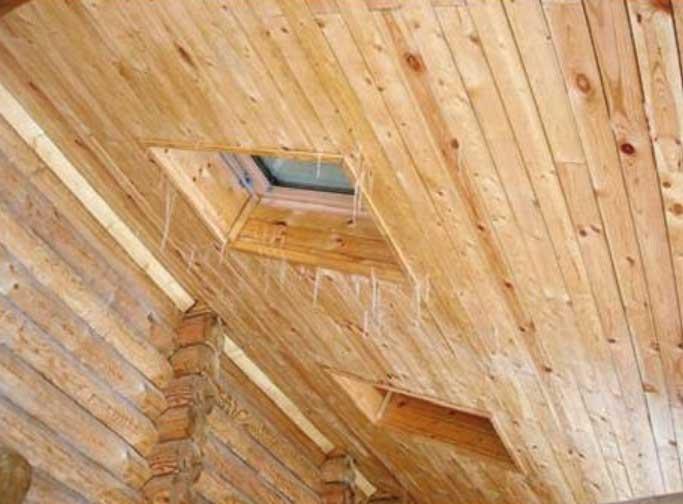 Ошибки при строительстве деревянной крыши