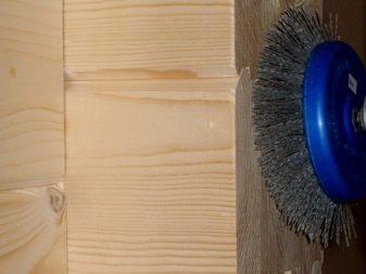 Шлифовка дома из бруса: правила и инструменты