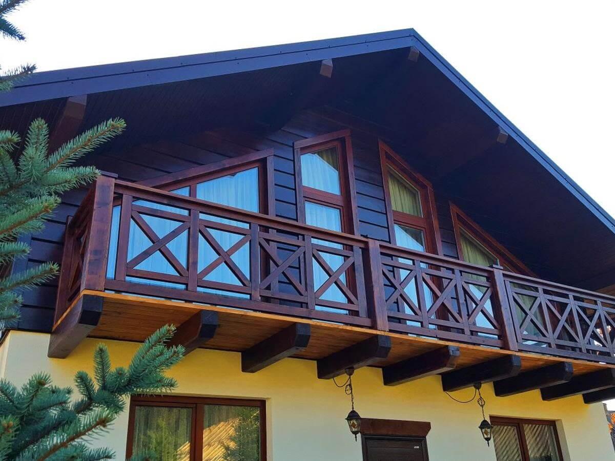 Как сделать гидроизоляцию балкона в деревянном доме?