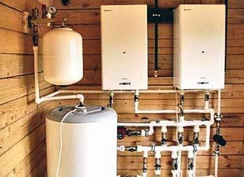 Электрическое отопление деревянного дома