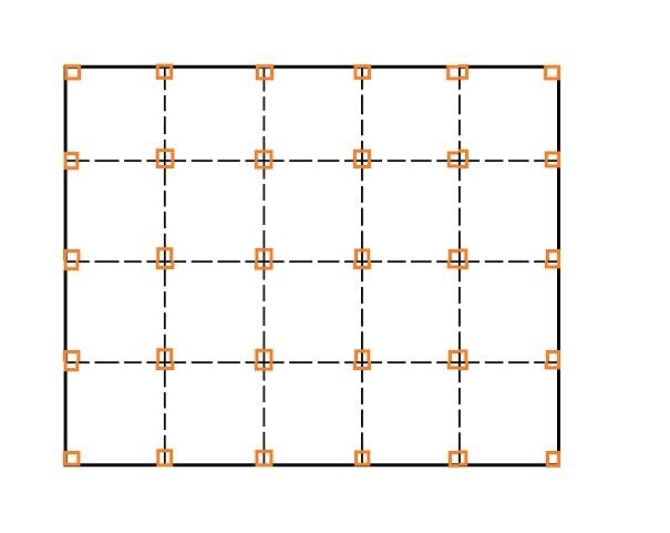 схема обвязки фундамента