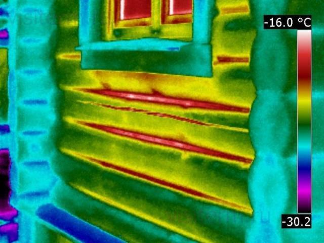 Утепление дома из бруса - спасение от холодов!